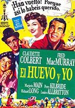 El huevo y yo (1947)