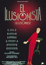 El ilusionista, de Jacques Tati (2010)