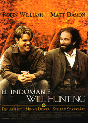 El indomable Will Hunting