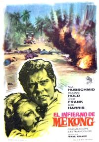 El infierno de Mekong (1964)