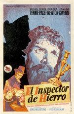 El inspector de hierro (1952)