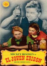 El joven Edison (1940)