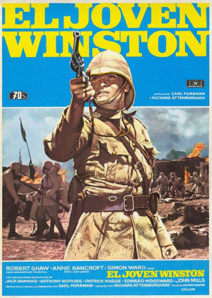El joven Winston (1972)