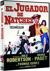 El jugador de Natchez (1954)