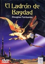 El ladrón de Bagdad (1924) (1924)