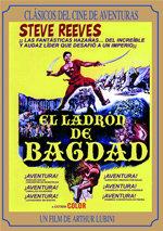 El ladrón de Bagdad (1961)