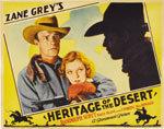 El legado de la estepa (1932)