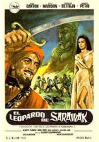 El leopardo de Sarawak (1964)