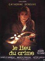 El lugar del crimen (1986)