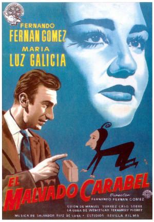El malvado Carabel (1955)