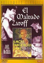 El malvado Zaroff (1932)