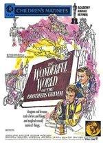 El maravilloso mundo de los hermanos Grimm (1962)