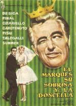 El marqués, su sobrina y... la doncella (1959)
