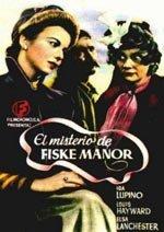 El misterio de Fiske Manor (1941)