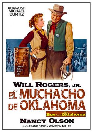El muchacho de Oklahoma (1954)