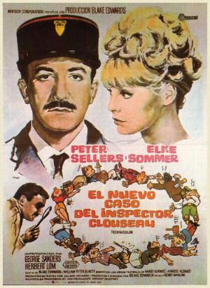 El nuevo caso del inspector Clouseau (1964)