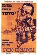 El oro de Nápoles (1954)
