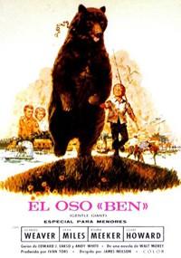 El oso Ben (1967)