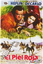 El piel roja (1951)