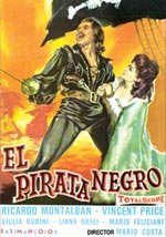 El pirata negro (1961)