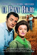 El pony rojo (1949)