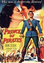 El príncipe de los piratas (1953)