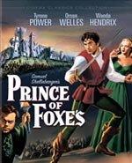 El príncipe de los zorros (1949)