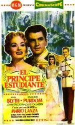 El príncipe estudiante (1954)
