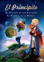 El principito: El planeta de los eolianos / El planeta de la música (2010)