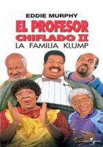 El profesor chiflado II. La familia Klump