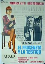 El proxeneta y la testigo (1971)