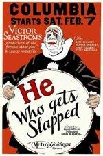 El que recibe el bofetón (1924)