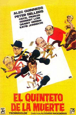 El quinteto de la muerte (1955)
