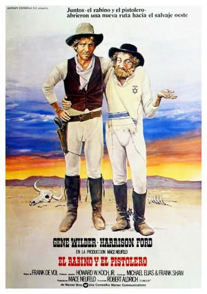 El rabino y el pistolero (1979)