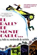 El rally de Montecarlo y toda su zarabanda de antaño (1969)