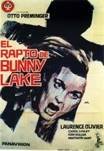 El rapto de Bunny Lake (1965)