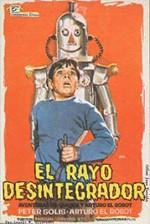 El rayo desintegrador (1965)