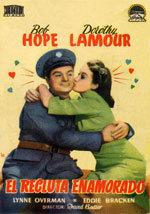 El recluta enamorado (1941)