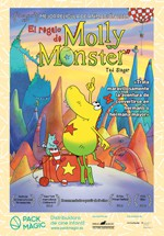 El regalo de Molly Monster (2016)