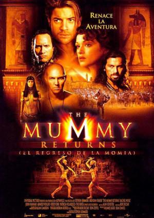 El regreso de la momia