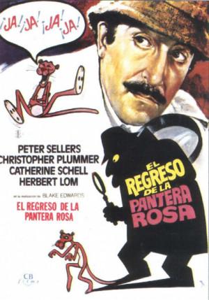 El regreso de la Pantera Rosa