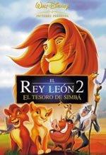 El rey león 2. El tesoro de Simba (1998)