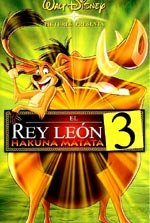 El rey león 3. Hakuna Matata