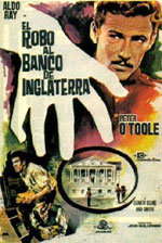 El robo al banco de Inglaterra (1960)