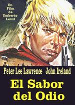 El sabor del odio (1968)