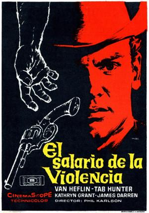 El salario de la violencia (1958)