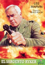 El sargento Ryker (1968)