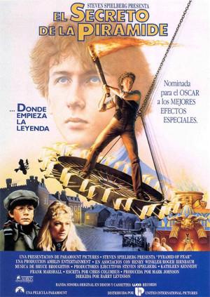 El secreto de la pirámide (1985)