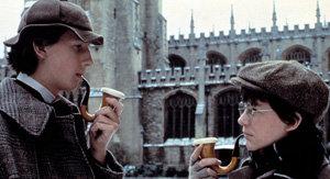 El jovencito Holmes