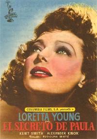El secreto de Paula (1952)